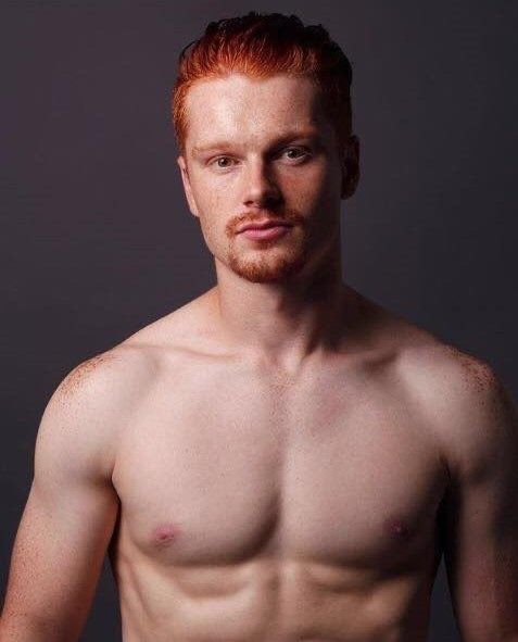Pin on Ginger men