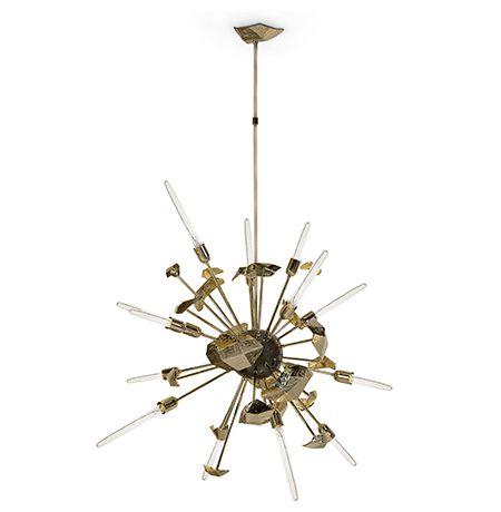 Supernova Chandelier Exclusive Furniture. Best Interior DesignInterior Design InspirationBright StarsLighting ...  sc 1 st  Pinterest & 973 best Lighting - Ceiling images on Pinterest | Ceiling ... azcodes.com