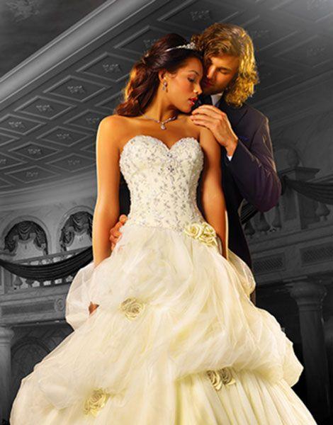 OMG, so schön ist die Disney Brautmoden-Kollektion 2017