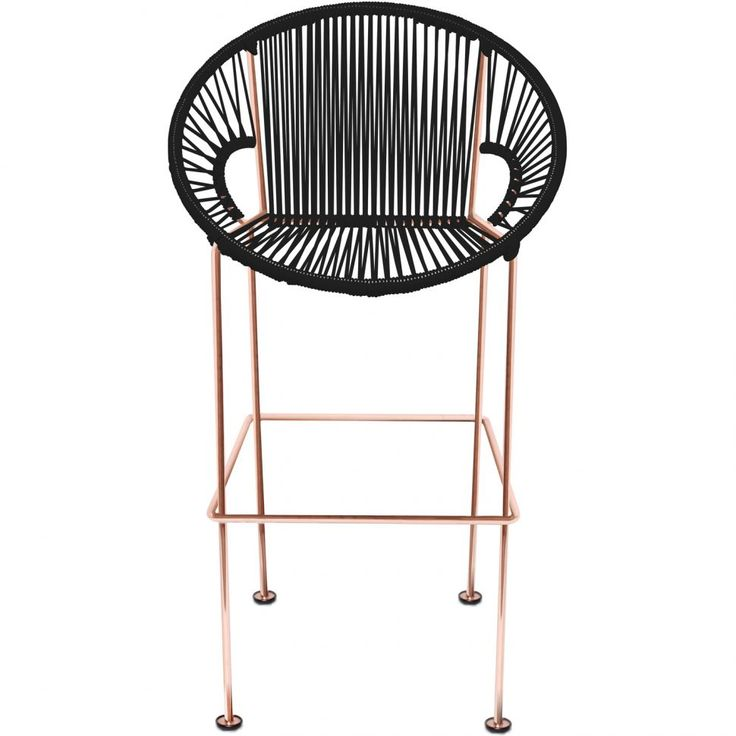 Bar Stools:Web Innit Stool Black Copper Bar Stools Puerto Frame Designs Horne Click To View Full Size Image Wicker Rattan Metal White Leather Commercial Country Chairs Cooper copper bar stools
