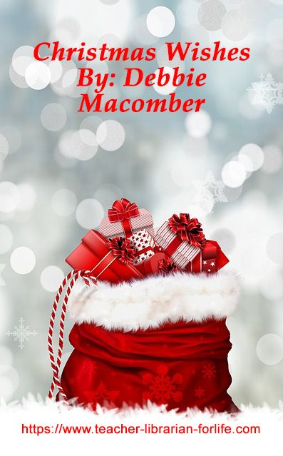 Christmas Wishes Paperback 4&1/2 stars  Christmas Letters/Rainy Day Kisses By: Debbie Macomber  Edition Kindle Edition  Fiction, Romance, Holidays, Christmas  The Queen of Christmas, Debbie Macomber, has done it again! Christmas Wishes is a combination of two of her previously published books Christmas Letters and Rainy Day Kisses. Christmas Letters Plus(es)-True Christmas...