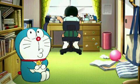 Nobita student