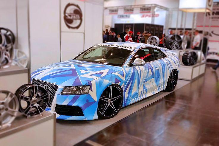 #carwrapping #wrap #vehicle #Inspiration #vehiclewrap #Autobeklebung #Autofolierung #Folie #Design #Audi