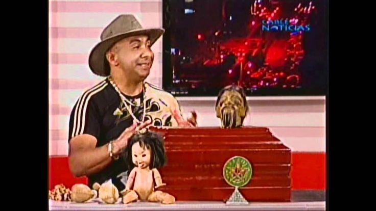CHAMAN LLANERO - CABLE NOTICIAS - EL VENTILADOR 2012 - YouTube