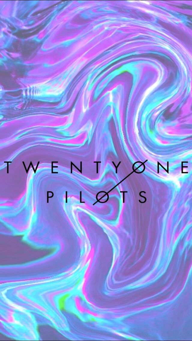 Twenty One Pilots aesthetic emo  -/ smol beans logo wallpaper joshler tumblr