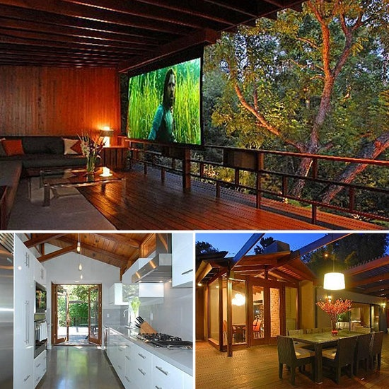 Josh Hutcherson Hollywood Hills Home Pictures