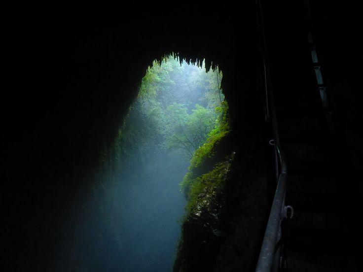 Lost World Through the Window #waitomoadventures #lostworld