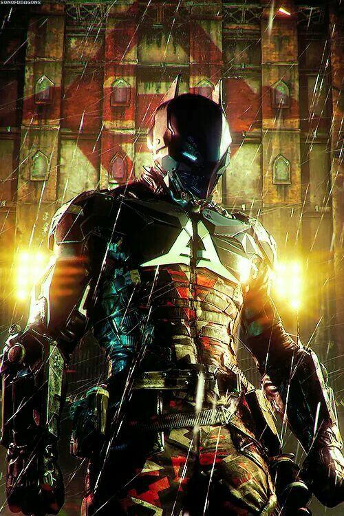 Batman: The Arkham Knight