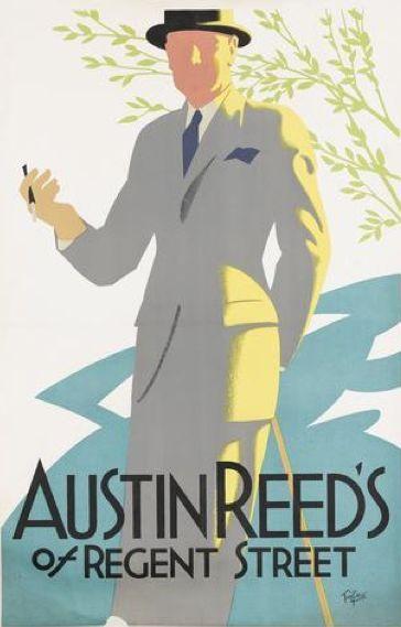 Austin Reed's of Regent Street ~ Tom Purvis