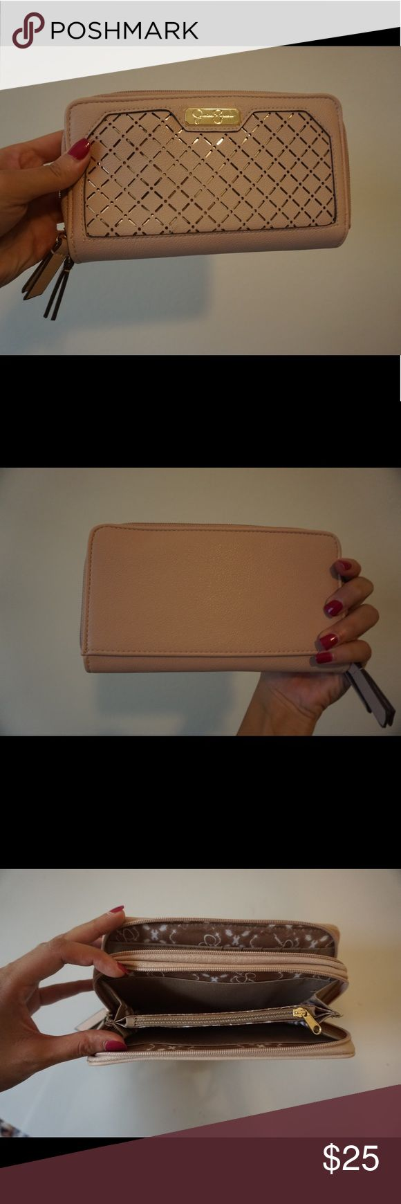 Brand new Jessica Simpson wallet No tears or stains. Brand New never used wallet Jessica Simpson Bags Wallets