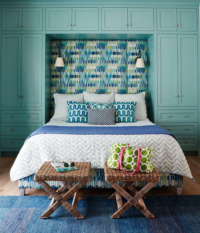 Covington Blue Hc 138 Benjamin Moore: 3273 Best Beautiful Bedrooms Images On Pinterest