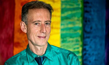 Peter Tatchell: 'I still hold on to the vision of something better'