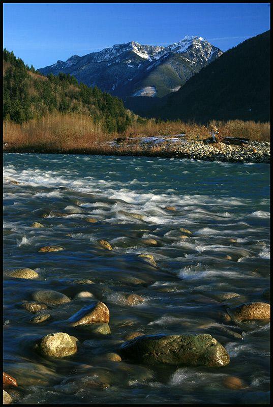 River Flow - Chilliwack, British Columbia