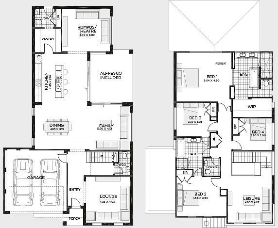 1000 Images About Canberra Home Layout On Pinterest