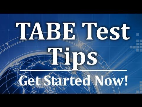 21 Best Tabe Test Study Guide Images On Pinterest Math