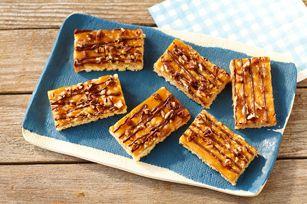 Chocolate-Caramel Crispy Treats