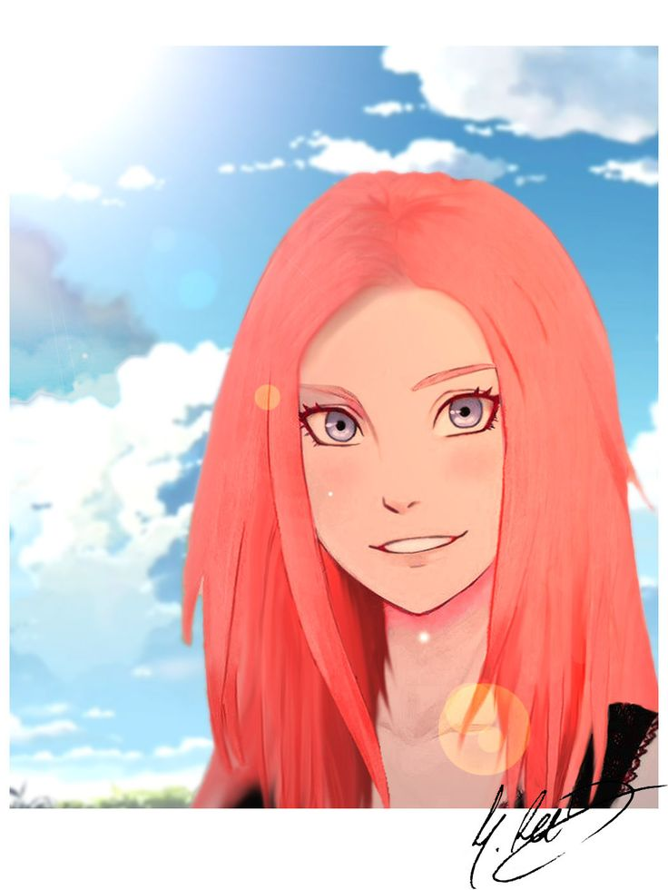 I extended the hair, changed the colour, drew and painted in the top of the head. 「❥」 七代目火影, 2017. Sakura Haruno, We Heart It. weheartit.com. https://weheartit.com/entry/303267149?context_page=14&context_query=sakura+haruno&context_type=search