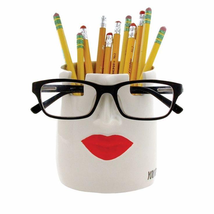 Spec-Tacular Catch -All Glasses Desk Organizer