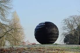 sculpture en bois brulé -  yakisugi*