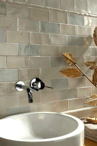 Rockett St George Antique Plaqueta Craquel Wall Tiles - Price per SqM