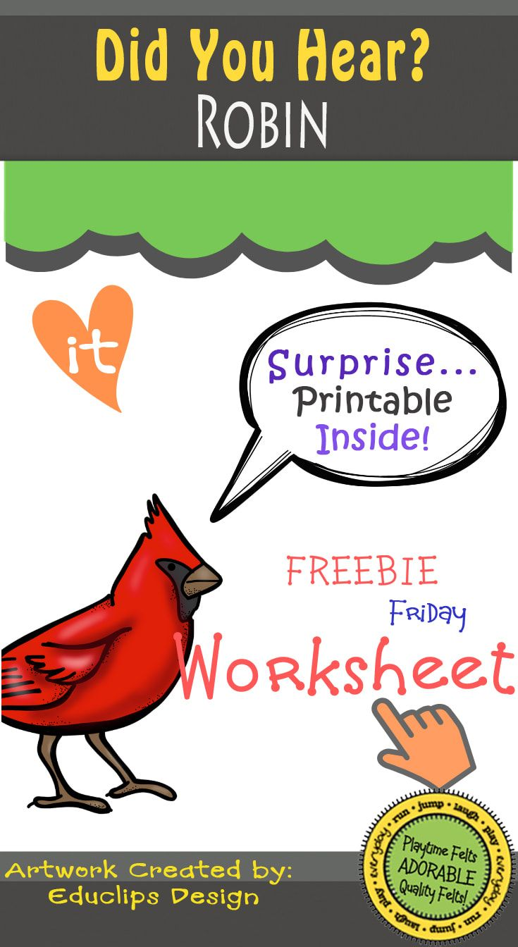 Prek Themes Birds Free Printable For Preschool Preschool Reading Activities Printable Activities For Kids Free Preschool Worksheets [ 1344 x 735 Pixel ]