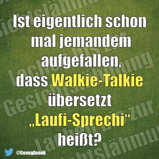 Walkie-Talkie = La… – Julia Scheiger