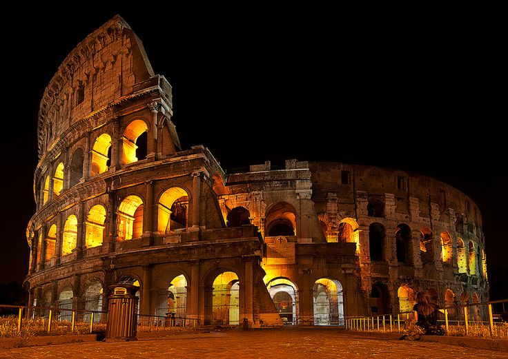 Photo Colosseum/Rome/Italy by Henrik Vind on 500px