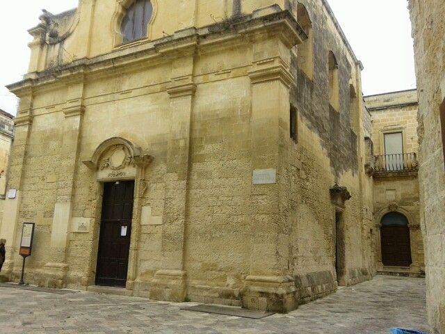 San Niccolò dei Greci. Chiesa cattolica di rito bizantino
