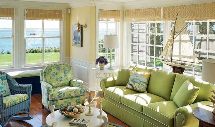 34 Best Blue & White Coastal Rooms Images On Pinterest