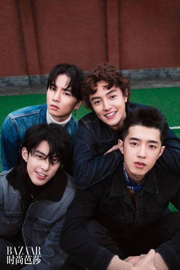 Ma Li MyDramaList Chinese Actors in 2019 Boys over
