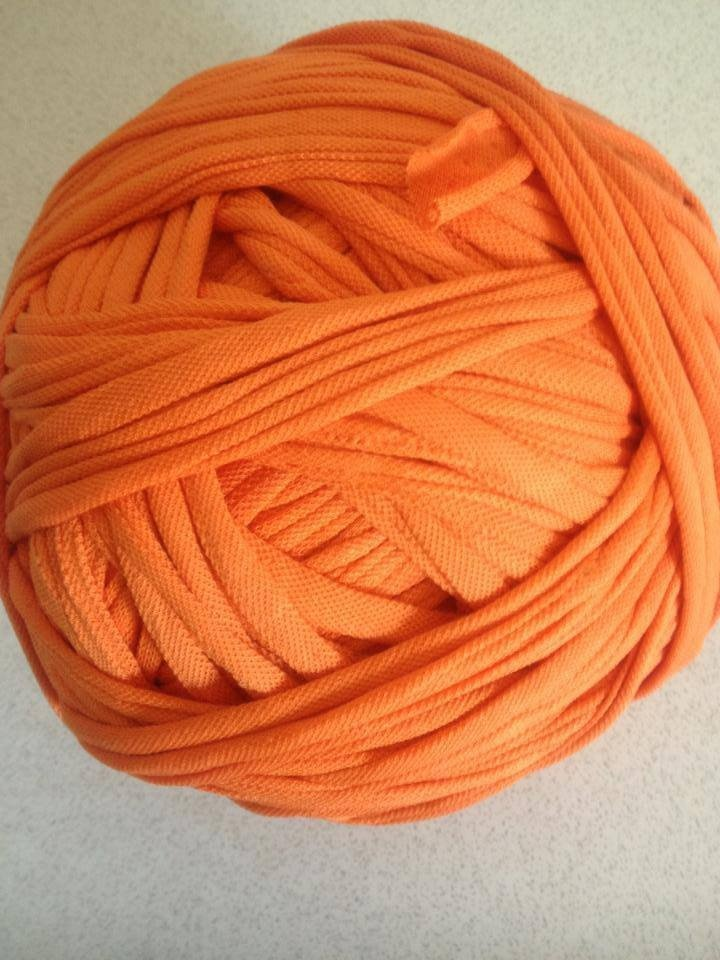 Fettuccia cotone piquet arancio, by Claude Creativa, 4,00  su misshobby.com