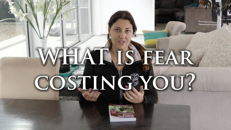 What is Fear Costing You? - FearLESS Friday TV Ep 37 - YouTube