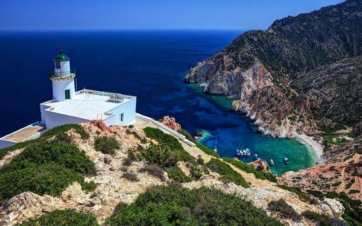 Φάροι της Ελλάδας, ακίνητοι σύντροφοι των θαλασσινών   Newsbeast