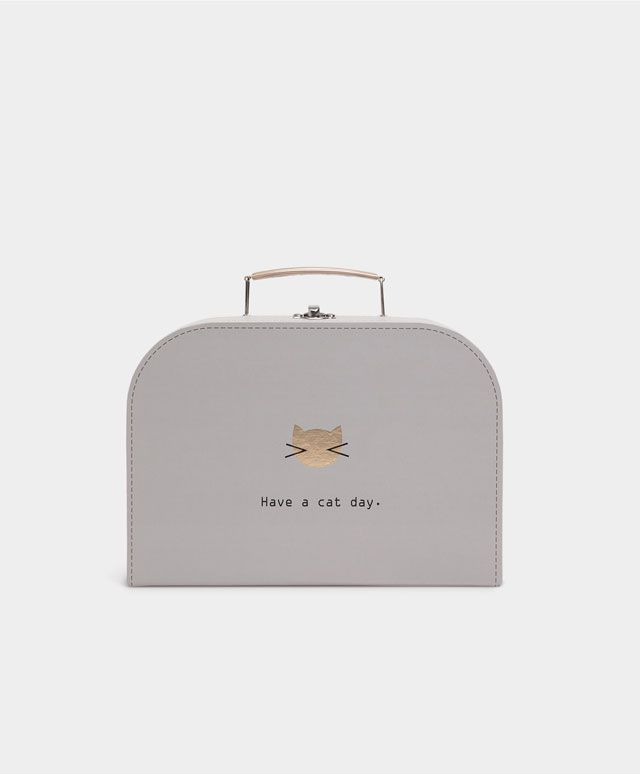 Caja cat day - Neceseres - ACCESORIOS | Oysho