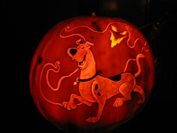 17 best images about template on pinterest olaf pumpkin disney frozen and pumpkins - Outstanding kid halloween decorating design idea using scooby doo pumpkin carving ...