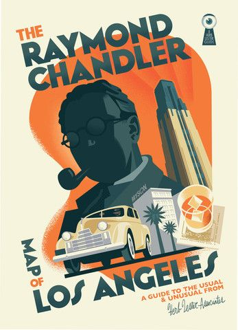 Esotouric's Big Raymond Chandler Gift Package