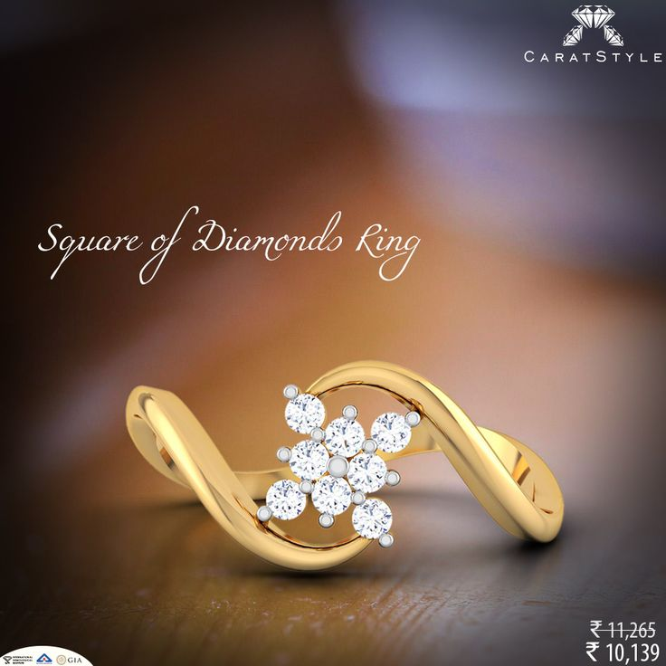 Take your lifestyle into account when choosing ring. #wedding #engagement #ring