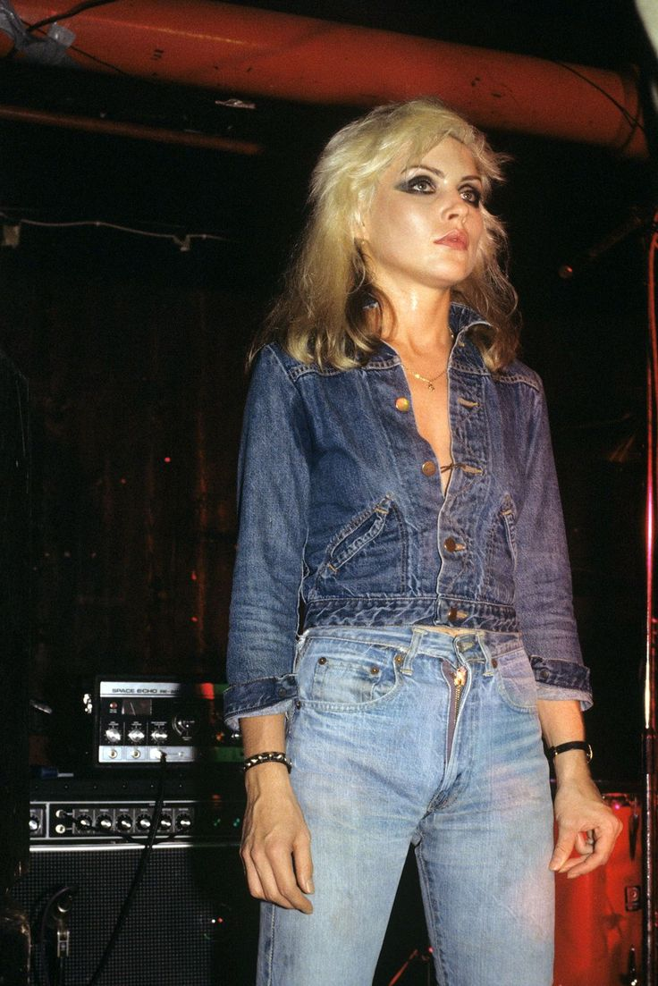 These Are Literally The MOST Flattering Pair Of Jeans I've Worn #refinery29  http://www.refinery29.com/2016/07/117329/levis-new-jeans-505c-vintage-inspired#slide-1  Here's that Debbie Harry photo. According to Cheung, Debbie's jeans were men's Levi's 505s. Today, the 505c for women and men are still really similar (the differences are only more pronounced for larger sizes). The only real difference is that the women's pocket bags are smaller....