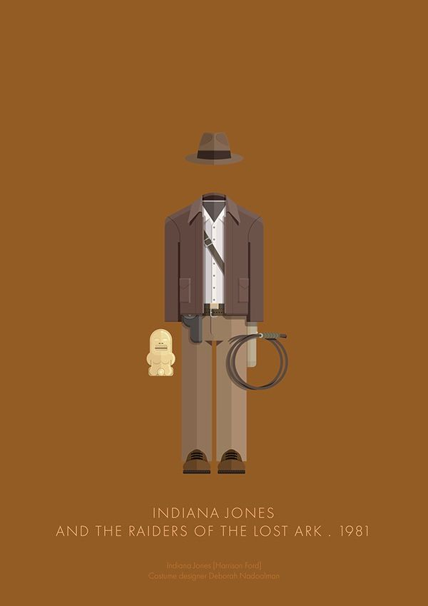 """O designer, ilustrador e mineiro Fred Birchal me escreveu para contar e compartilhar um projeto pessoal chamado """"Hollywood Costume"""", que desenvolveu diretamente para a Academia de Artes e Ciências Cinematográficas (Oscar) com 55 ilustraç..."""