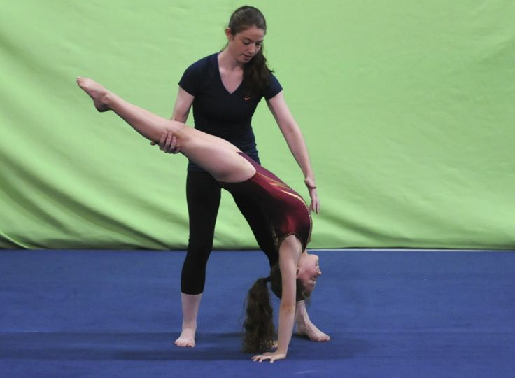 How many gymanstics classes per week to learn a back ...