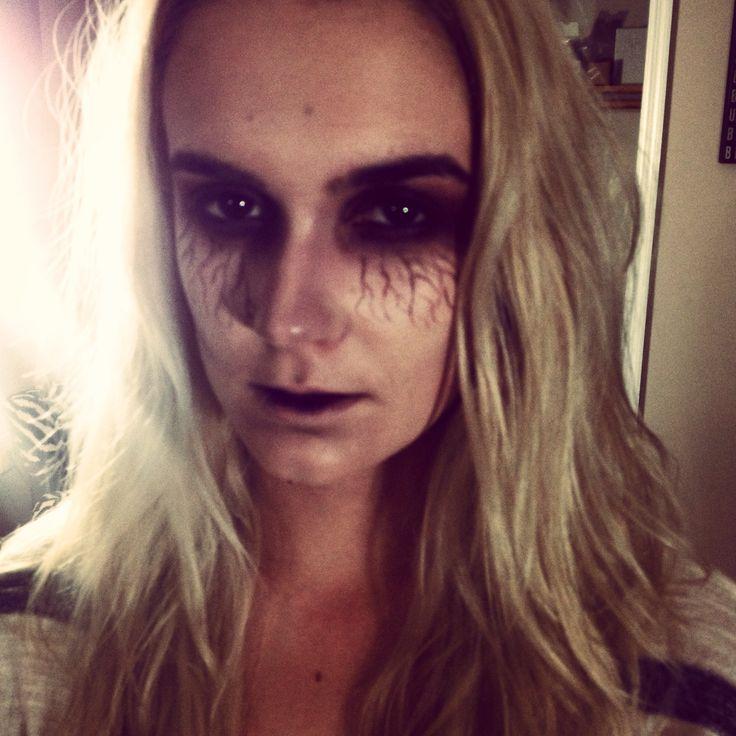#halloween #makeup #mua