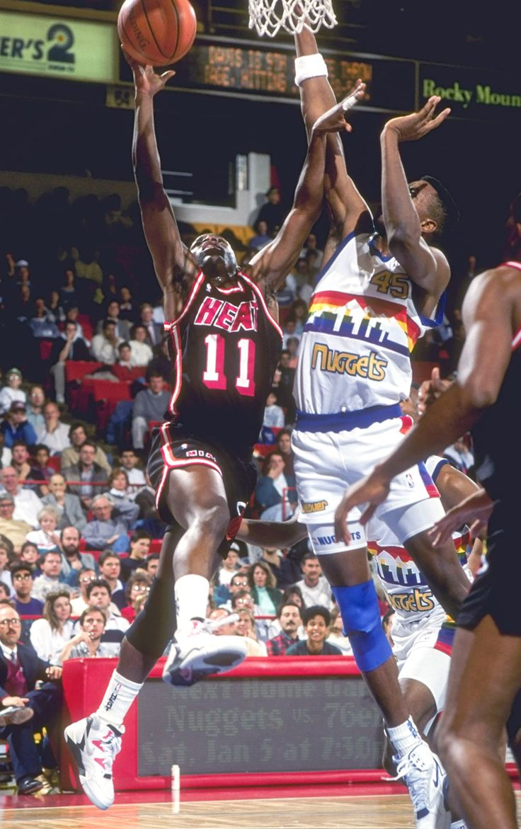 Sherman Douglas All time Miami Heat Miami Heat