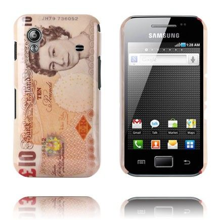 Icon (British Pound) Samsung Galaxy Ace Deksel