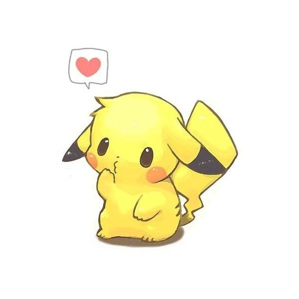 Pika Pika! :D the first anime I ever watched. You'-re right up ...