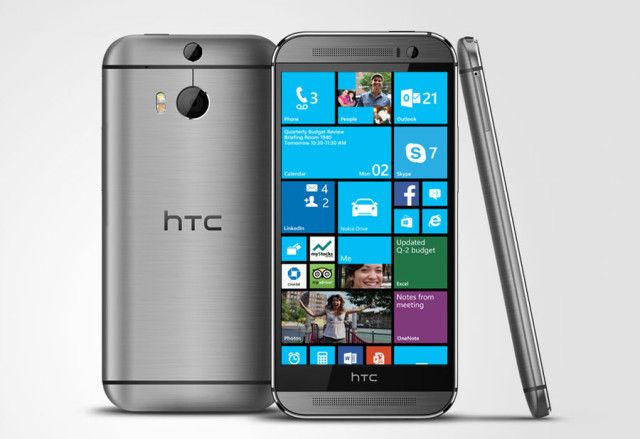 HTC One (M8) Windows Phone 8.1 Coming to Sprint and T-Mobile