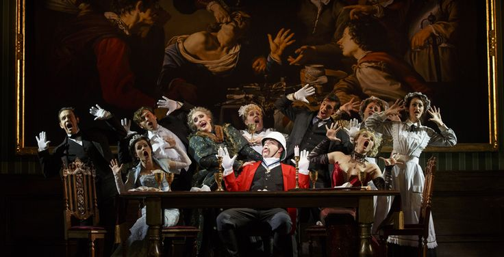 """Theatre Review: """"A Gentleman's Guide To Love & Murder"""" Is A Politically…"""