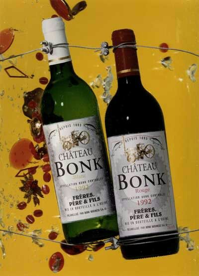 Bonk Wine