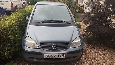 eBay: Mercedes A140 Spares or repair 2002 #carparts #carrepair