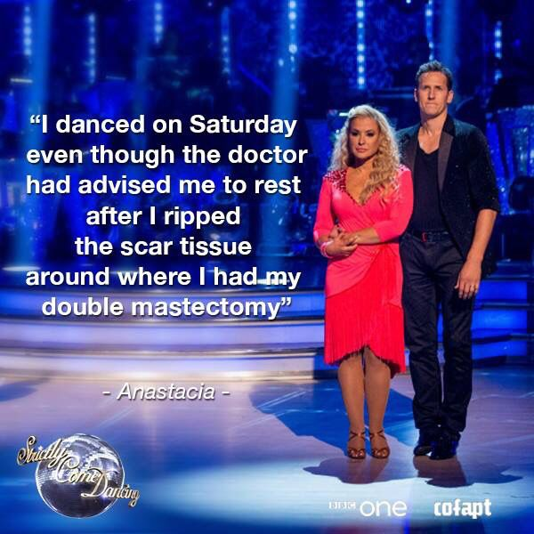 NEWS: During this Sunday's episode of BBC Strictly Come Dancing, people got to know the results of week 2. And unfortunately Anastacia and Brendan were one of the least voted couples with less points so they had to face the judges again. However, due to an injury, Anastacia was unable to take part in the dreaded Dance Off and was decided that the couple with the lowest votes would leave the competition. Thanks to the public votes, our #TeamFAB was saved and will continue their journey next…