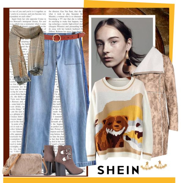 SheIn 12. - Casual Look (362.) by carola-corana on Polyvore